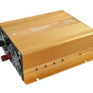 Solartronics Spannungswandler 12V 1500 W reiner SINUS