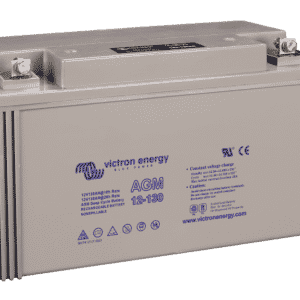Victron AGM Deep Cycle Batterie 12V 130Ah