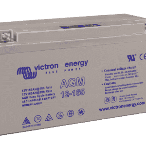 Victron AGM Deep Cycle Batterie 12V 165Ah