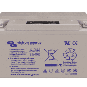 Victron AGM Deep Cycle Batterie 12V 90Ah