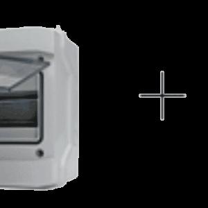 Batterietrennschalter mit Verteilung & DC Sicherung 63 A
