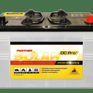 Panther Solar Batterie 6V 160Ah (20h) DIN 91301