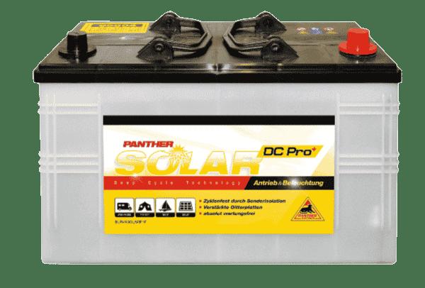 Panther Solar Batterie 12V 105Ah (20h) DIN 95804