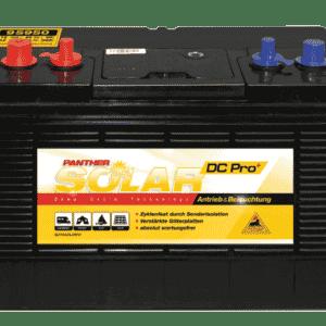 Panther Solar Batterie 12V 110Ah (20h) DIN 95950