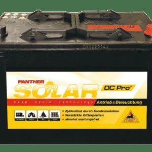 Panther Solar Batterie 12V 125Ah (20h) DIN 96002