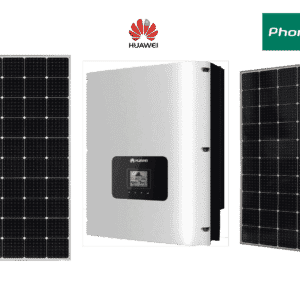 8,45 kWp - PhonoSolar Module 325 Wp + Huawei WR