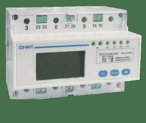 Energiezähler DTSU666-D-Modbus 3-phasig bis 80A