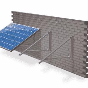 Halterung für Solarmodule bis 1000 mm Modulbreite