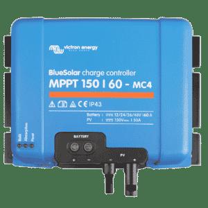 VICTRON BlueSolar MPPT 150/60 MC4 12/24/36/48V 60A
