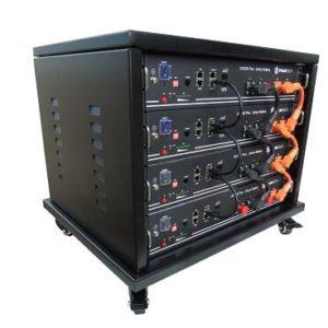 Pylontech 9,6kWh Speicherpaket 48V LiFePO4 - US2000B PLUS