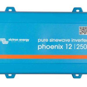 VICTRON Phoenix Spannungswandler 12/250 VE.Direct Schuko