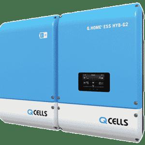 QCELLS Q.HOME+ ESS HYB-G2 incl. 4 kWh Akku