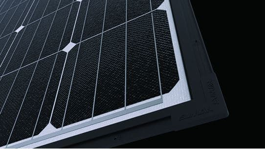 SUN-160 für Flach- und Schrägdächer, ETFE-Oberfläche 6x6 Zellen