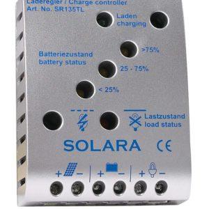 SOLARA Batterie Laderegler 350W
