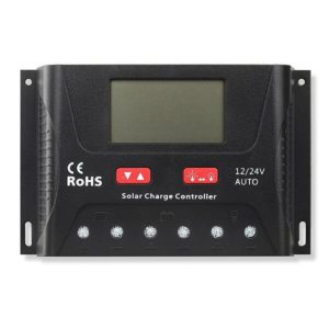 PWM Batterie Regler 12V/24V 40A, Input 600/1200W