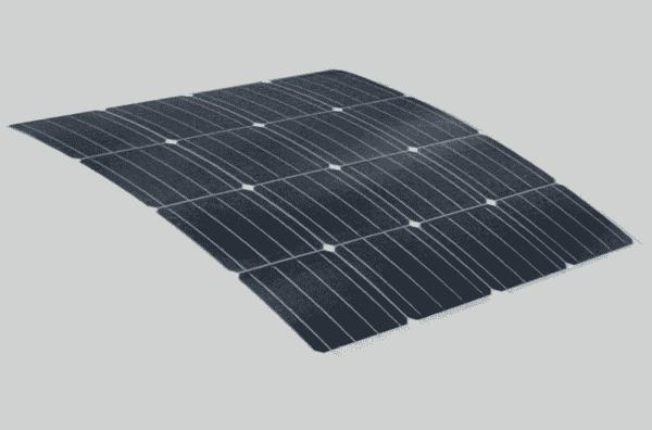 SUN-215 für Flach- und Schrägdächer, ETFE-Oberfläche 4x12 Zellen