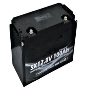 PrimeSolar LiFePO4 mit Smart BMS SX12V100Ah 1280Wh