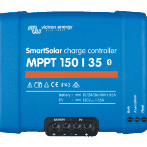 VICTRON SmartSolar MPPT 150/35 12/24/36/48V 35A Bluetooth