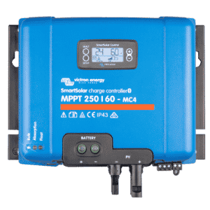 VICTRON SmartSolar MPPT 250/60 12/24/48V 60A MC4 Bluetooth