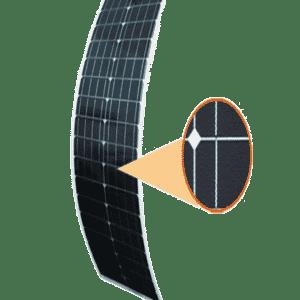 Prime Solar SZ-50-34MFLE Flexible 50 Wp