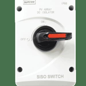 Suntree SISO DC-Hauptschalter 4-polig 1000V 32A